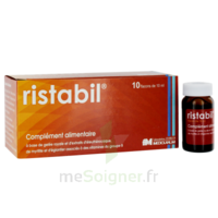 Ristabil Anti-fatigue Reconstituant Naturel B/10 à Saint-Vallier