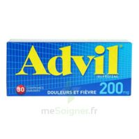 ADVIL 200 mg, comprimé enrobé B/30 à Saint-Vallier