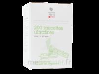 Soludiab Lancettes Extrafines 32g – Boîte De 100 à Saint-Vallier