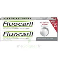 Fluocaril Bi-fluoré 145 Mg Pâte Dentifrice Blancheur 2*75ml à Saint-Vallier