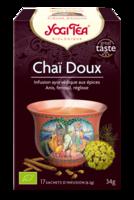YOGI TEA CHAÏ DOUX à Saint-Vallier