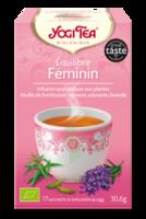 YOGI TEA EQUILIBRE FEMININ à Saint-Vallier