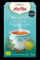 Yogi Tea Reconfort De La Gorge à Saint-Vallier