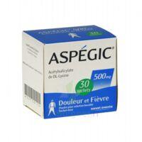 ASPEGIC 500 mg, poudre pour solution buvable en sachet-dose 30 à Saint-Vallier
