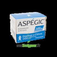 ASPEGIC 500 mg, poudre pour solution buvable en sachet-dose 20 à Saint-Vallier