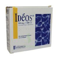 Ideos 500 Mg/400 Ui, Comprimé à Sucer Ou à Croquer à Saint-Vallier