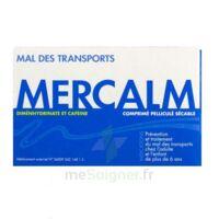 MERCALM, comprimé pelliculé sécable à Saint-Vallier
