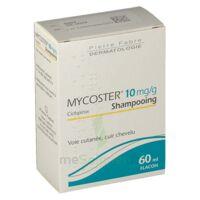 MYCOSTER 10 mg/g, shampooing à Saint-Vallier