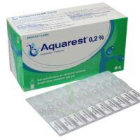 AQUAREST 0,2 %, gel opthalmique en récipient unidose à Saint-Vallier