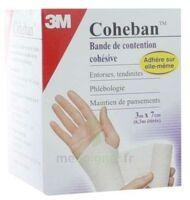 COHEBAN, blanc 3 m x 7 cm à Saint-Vallier