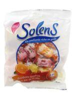 Solens bonbons tendres aux jus de fruits sans sucres à Saint-Vallier