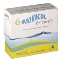 Movicol Enfants, Poudre Pour Solution Buvable En Sachet-dose à Saint-Vallier