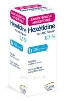 Hexetidine Eg Labo Conseil 0,1 %, Solution Pour Bain De Bouche 200ml à Saint-Vallier
