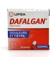 DAFALGAN 500 mg Gélules 2plq/8 (16) à Saint-Vallier