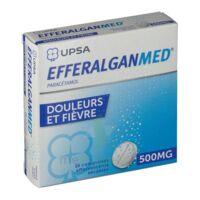 EFFERALGANMED 500 mg, comprimé effervescent sécable à Saint-Vallier