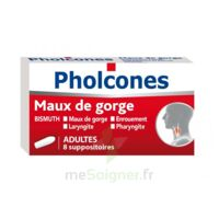 Pholcones Bismuth Adultes, Suppositoire à Saint-Vallier