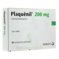 PLAQUENIL 200 mg, comprimé pelliculé à Saint-Vallier