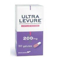 ULTRA-LEVURE 200 mg Gélules Fl/30 à Saint-Vallier