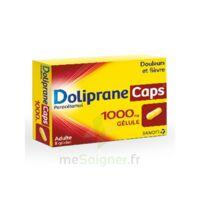 DOLIPRANECAPS 1000 mg Gélules Plq/8 à Saint-Vallier