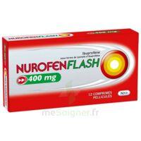 NUROFENFLASH 400 mg Comprimés pelliculés Plq/12 à Saint-Vallier