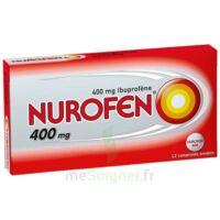 Nurofen 400 Mg Comprimés Enrobés Plq/12 à Saint-Vallier