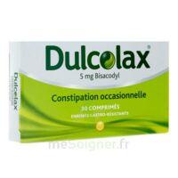 Dulcolax 5 Mg Comprimés Enrobés Gastro-résistants Plq/30 à Saint-Vallier