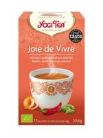 Yogi Tea Joie de Vivre à Saint-Vallier