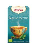 Yogi Tea Réglisse Menthe à Saint-Vallier