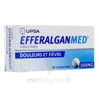 EFFERALGANMED 500 mg, comprimé à Saint-Vallier