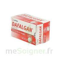 Dafalgan 1000 Mg Comprimés Effervescents B/8 à Saint-Vallier