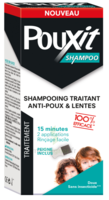 Pouxit Shampoo Shampooing traitant antipoux Fl/200ml+peigne à Saint-Vallier