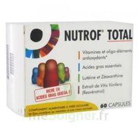 Nutrof Total Caps visée oculaire B/60 à Saint-Vallier
