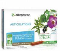 Arkofluide Bio Ultraextract Solution Buvable Articulations 20 Ampoules/10ml à Saint-Vallier
