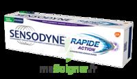 Sensodyne Rapide Pâte dentifrice dents sensibles 75ml à Saint-Vallier