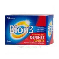 Bion 3 Défense Adulte Comprimés B/60 à Saint-Vallier