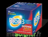 Bion 3 Défense Junior Comprimés à croquer framboise B/30 à Saint-Vallier