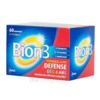 Bion 3 Défense Junior Comprimés à Croquer Framboise B/60