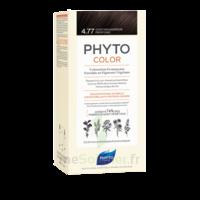 Phytocolor Kit Coloration Permanente 4.77 Châtain Marron Profond à Saint-Vallier