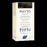 Phytocolor Kit coloration permanente 5 Châtain clair à Saint-Vallier