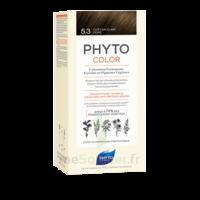 Phytocolor Kit coloration permanente 5.3 Châtain clair doré à Saint-Vallier