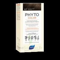 Phytocolor Kit coloration permanente 6.7 Blond foncé marron à Saint-Vallier