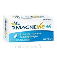 Magnevie B6 100 mg/10 mg Comprimés pelliculés Plaq/60 à Saint-Vallier