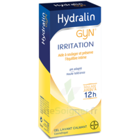 Hydralin Gyn Gel calmant usage intime 200ml à Saint-Vallier