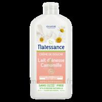 Natessance Crème douche lait d'anesse camomille 500ml à Saint-Vallier