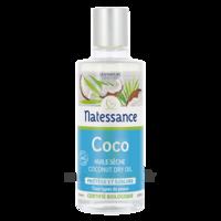 Natessance Huile Coco bio 100% pure 100ml à Saint-Vallier