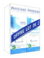 Physiomer Solution nasale adulte enfant 2*Sprays/135ml à Saint-Vallier