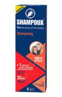 Gifrer Shampoux Shampooing 100ml à Saint-Vallier