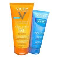 Vichy Capital Soleil Spf50 Gel De Lait Fondant T/200ml à Saint-Vallier
