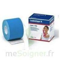 Leukotape K Sparadrap Bleu 5cmx5m à Saint-Vallier