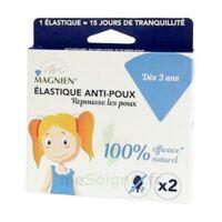 Magnien Elastique anti-poux B/2 à Saint-Vallier